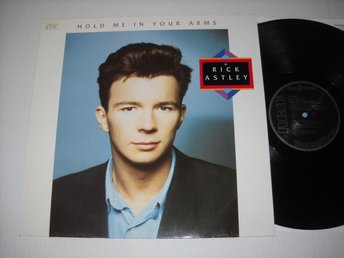 "Rick Astley ""Hold Me In Your Arms"""