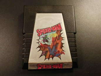 Spiderman till Atari 2600 | Spider-man | 7800