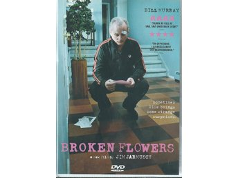 BROKEN FLOWERS - BILL MURRAY (SVENSKT TEXT ) - Svedala - BROKEN FLOWERS - BILL MURRAY (SVENSKT TEXT ) - Svedala