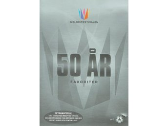 Melodifestivalen 50 år Favoriter DVD