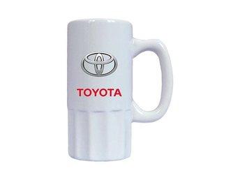 Toyota porslin ölkrus, Toyota ölstop,Toyota present - Karlskrona - Toyota porslin ölkrus, Toyota ölstop,Toyota present - Karlskrona