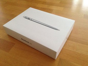 "Kartong till Macbook Air 13"" 2012"
