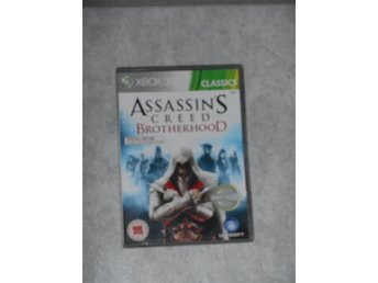 XBOX360 - ASSASSIN´S CREED Brotherhood