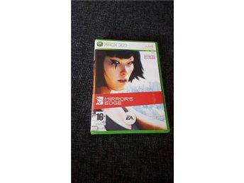 Mirror's Edge (Xbox 360) - Gävle - Mirror's Edge (Xbox 360) - Gävle