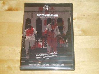 Die Zombiejäger Ultimate 3-disk Edition (zombies i Göteborg) - Svensksåld (OOP) - Tanumshede - Die Zombiejäger Ultimate 3-disk Edition (zombies i Göteborg) - Svensksåld (OOP) - Tanumshede