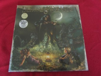 Demons & Wizards - LP Vinyl 1999  (demons and wizards iced earth blind guardian)