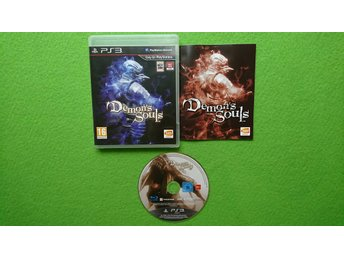 Demon's Souls SVENSK UTGÅVA PS3 Playstation3 Playstation 3 demons