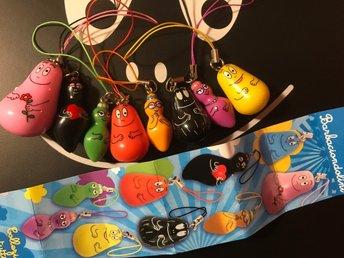 8 st NYA!!! Barbapapa mobilsmycke mobilhänge nyckelring - Veberöd - 8 st NYA!!! Barbapapa mobilsmycke mobilhänge nyckelring - Veberöd