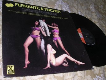 Ferrante & Teicher - Getting Together LP US 60s Easy Pop EX