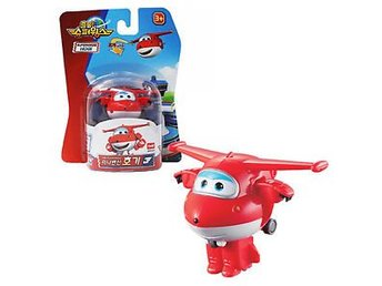 Super Wings Mini Transformer Hogi - Mästerflygarna ! Express leverans !