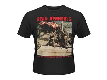DEAD KENNEDYS CONVENIENCE OR DEATH T-Shirt - X-Large