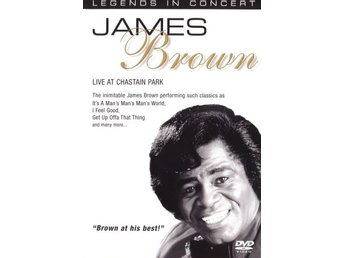 Legends in Concert - James Brown : Live at Chastain Park