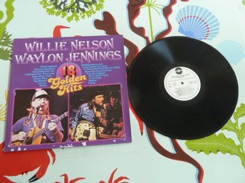 WILLIE NELSON, 18 GOLDEN HITS, DREAM BABY, MONEY, LOVE´S GONNA LIVE HERE, LP