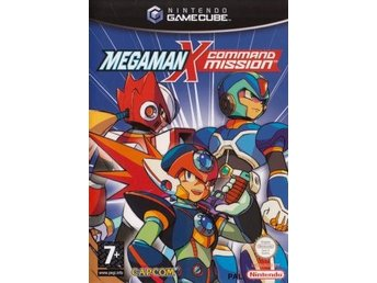 Megaman X - Command Mission (Beg)