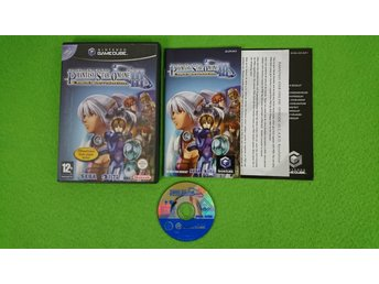 Phantasy Star Online 3 KOMPLETT Gamecube Nintendo Game Cube