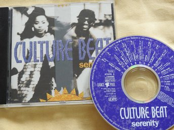 Culture Beat - Serenity CD (Mr Vain,Got to get it)