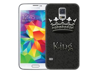 Samsung Galaxy S5 Skal King