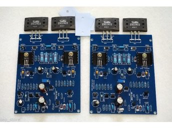 LJM NAIM NAP140 AMP CLONE KIT 2SC2922 Amplifier Kit