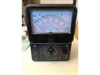 Analog multimeter, Kamoden multitester 370-Wtr