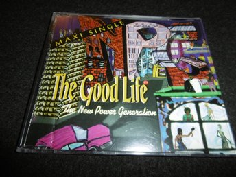 The New Power Generation - The good life - CD-Maxi - 1994