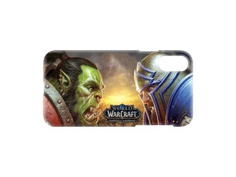 WOW Battle for Azeroth iPhone XS Max Skal