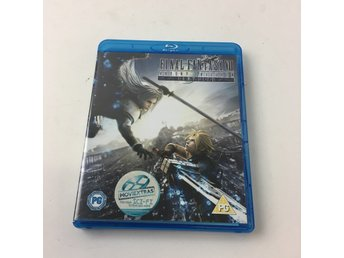 Final Fantasy. VII Advent Children Completed, Film, Blu-ray, Action, 2009
