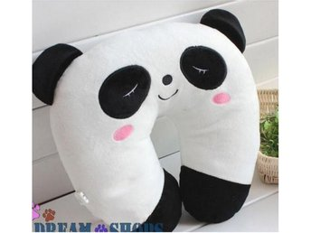 NY! Panda Soft Neck Cushion Rest Car Travel Pillow Portable