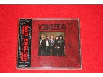 Bad English - Bad English (1989) CD, Epic 25-8P-5259, Japan w/OBI, AOR - Ekerö - Bad English - Bad English (1989) CD, Epic 25-8P-5259, Japan w/OBI, AOR - Ekerö