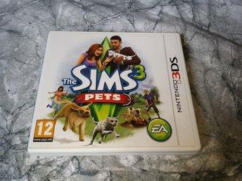 Nintendo 3DS - The sims 3 pets - Eslöv - Nintendo 3DS - The sims 3 pets - Eslöv