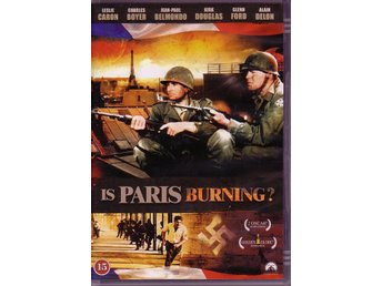 Is Paris Burning / DVD (Kirk Douglas/Alain Delon/Glenn Ford)