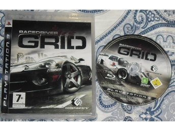 PlayStation 3/PS3: Racedriver Grid