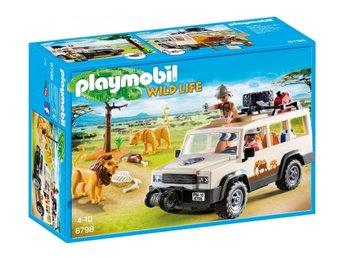 Playmobil - Safari Truck with Lions (6798) - Varberg - Playmobil - Safari Truck with Lions (6798) - Varberg