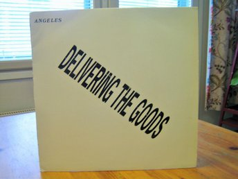 ANGELES - Delivering The Goods,Orig.US Hard Rock Heavy Metal,Ace Records 1989