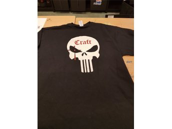 Craft International Tee Skull (Svart) Oanvänd XXL - Norrtälje - Craft International Tee Skull (Svart) Oanvänd XXL - Norrtälje