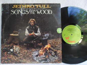JETHRO TULL - SONGS FROM THE WOOD - CHR 1132
