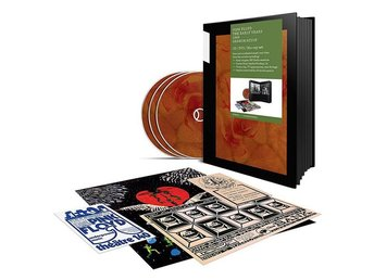 Pink Floyd: 1968 Germin/ation (Boxset) (Blu-ray + DVD + CD)