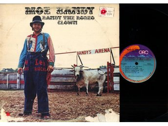 MOE BANDY - BANDY THE RODEO CLOWN