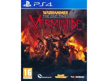 Warhammer End Times Vermintide PS4 (PS4)