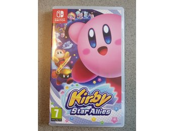 Kirby Star Allies Nyskick