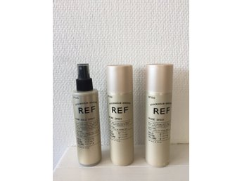 REF Shine Spray + Firm Hold  NYA