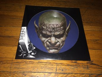 KREATOR Behind The Mirror PICTURE DISC Vinyl LP RECORD STORE DAY Exclusive
