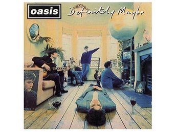 Oasis: Definitely maybe (Rem) (2 Vinyl LP + Download)