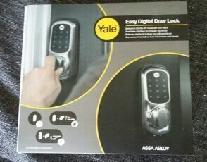 Yale Easy Digital Door Lock