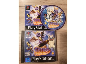 Spyro - Year of the dragon - PS1 Playstation 1