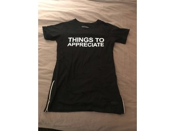Things to appriciate t-shirt stlk S