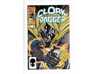 Cloak and Dagger nr 10 (1987) / FN / snygg