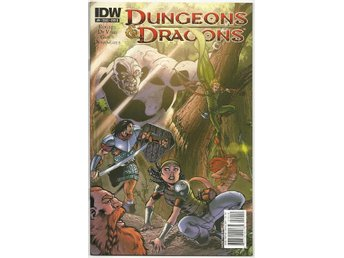 Dungeons & Dragons # 9 Cover B NM Ny Import