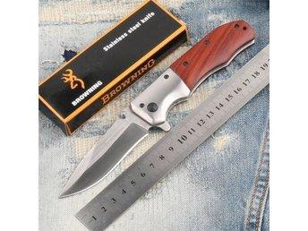 Kniv Browning DA51 Fickkniv fällkniv för fiske och camping - Malmö - Kniv Browning DA51 Fickkniv fällkniv för fiske och camping - Malmö