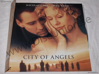 CITY OF ANGELS - SEALED WIDESCREEN JAPAN LD