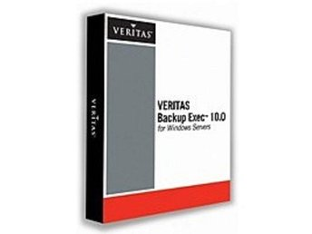 Veritas Backup Exec 10.0 For Windows Server - Ny obruten förpackning